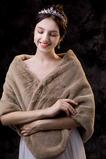 Scialle caldo in velluto imitazione vestito scialle autunno e inverno