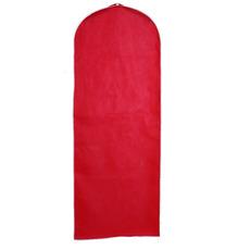 Copertura antipolvere del vestito da cerimonia nuziale rossa copre antipolvere della della copertura