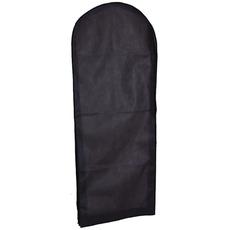 Spessa nera tessuto non tessuto garza del vestito dalla copertura di polvere di polvere del vestito