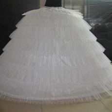 Vestito da cerimonia nuziale del bicchierino del vestito lungo sei bordi vita elastica dell'annata