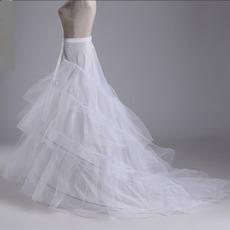 Vestito da cerimonia nuziale della sirena nuziale del trifoglio di cerimonia nuziale Tre perimetro