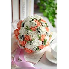 Rose tutto il fiore decorativo combinazione stella del cielo