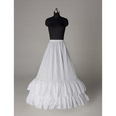 Vestito elegante del vestito nuziale del vestito nuziale Vestito elastico Taffettà del poliestere