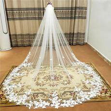 300 cm pizzo velo da sposa velo da sposa cattedrale velo da sposa velo da fiore in pizzo
