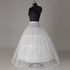 Vestito da cerimonia nuziale netto del vestito di nozze di cerimonia nuziale del merletto standard