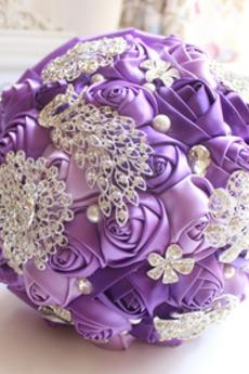 Viola diamante perla matrimonio nozze layout di layout decorazione creativa fiori di partecipazione