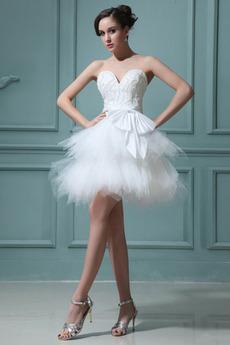 Vestito da ballo Principessa Ciondolo accentato gioiello Sala