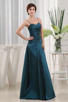 Madre dei vestito da sposa A Linea Canotta Medio Lunghezza piano