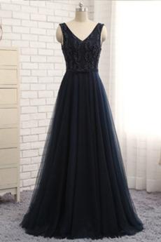 Vestito da ballo Senza schienale Ciondolo accentato gioiello Estate